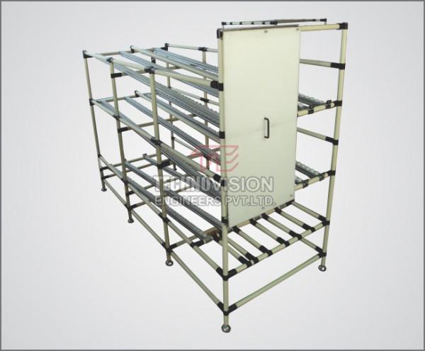 Warehouse Storage Racks - Technovision Engineers Pvt  Ltd